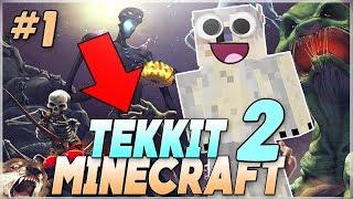 Tekxit S E EMC Farming Most Popular Videos - Minecraft modpacks spielen
