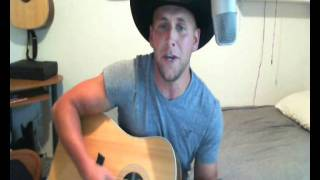 Miss me baby - Chris Cagle (Tyler Folkerts acoustic cover)