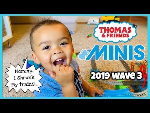 Thomas Minis 2019 Wave 3