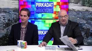 PIRKADAT Breuer Péterrel: Csárdi Antal