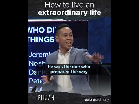 How to Live an Extraordinary Life? - Marty Ocaya - Extraordinary Snippets