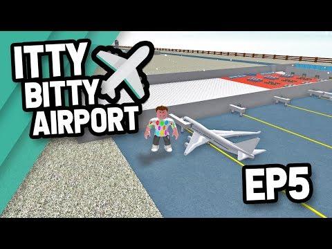 Massive Improvements Roblox Itty Bitty Airport 9 Seniac Video