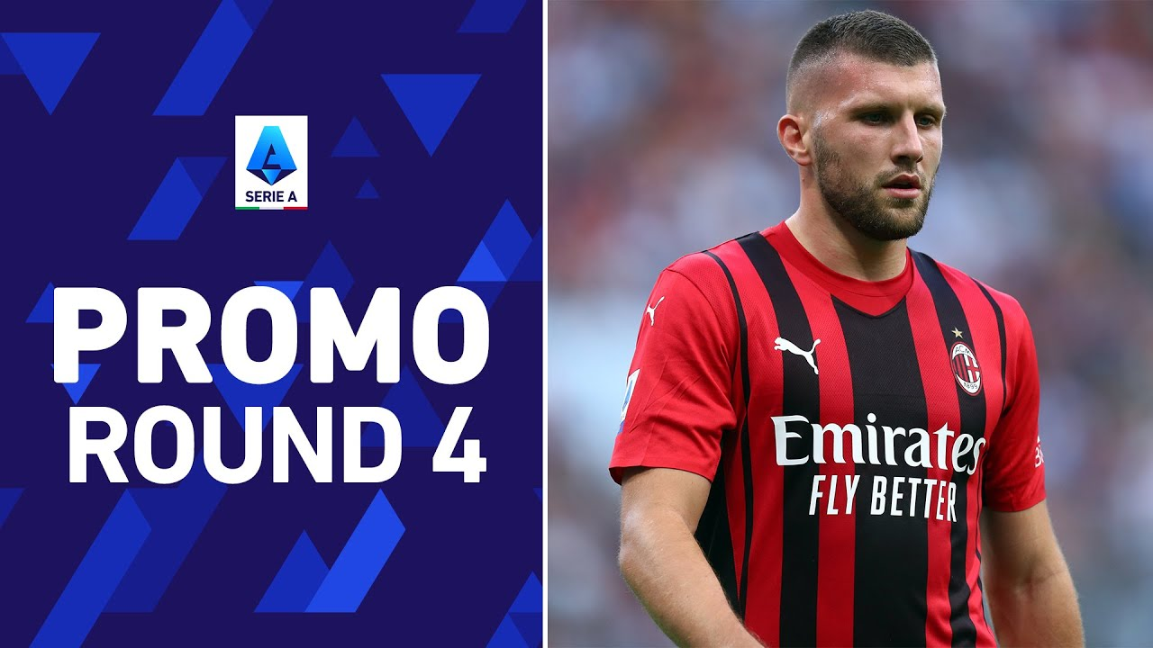 Round 4 is on the way! | Preview - Round 4 | Serie A 2021/22