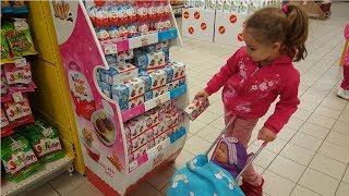 Zehra Bebeği İle Alışverişe Gitti