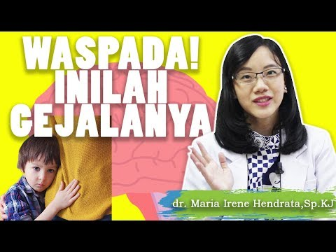 Attention Deficit Hyperactivity Disorder Atau ADHD - Gejala - Dr. Maria Irene Hendrata,Sp.KJ