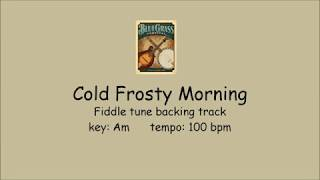 Cold Frosty Morning Practice Track