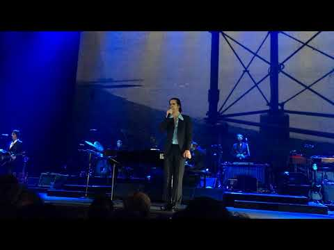 Nick Cave and the Bad Seeds - Girl in Amber (Prague 2017)