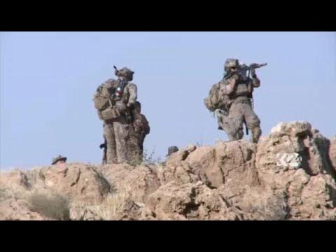 Στο Βόρειο Ιράκ οι αμερικανικές δυνάμεις