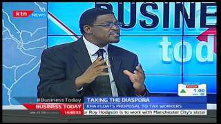 KRA floats proposal to tax workers living in the diaspora