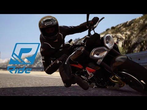 Видео № 0 из игры Ride (Б/У) [PS4]