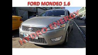 Ford Mondeo 1.6 dizel hidrojen yakıt sistem montajı