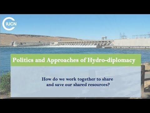 T2 Politics and Approaches of Hydro-diplomacy