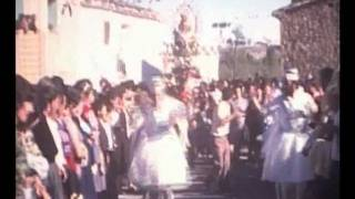 preview picture of video 'Septenario de Moya del año 1976, a su paso por Landete.'