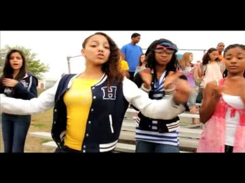 "Lissy B. ""Blessed"" female rapper ""Keep It Cute"" Official Music Video"