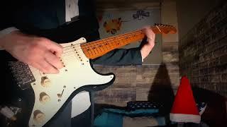 シンデレラガールズ劇場2期ED-「snow*love」ギターguitarcover