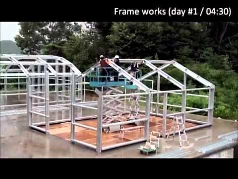 Muhteşem Prefabrik Yapı Sistemleri