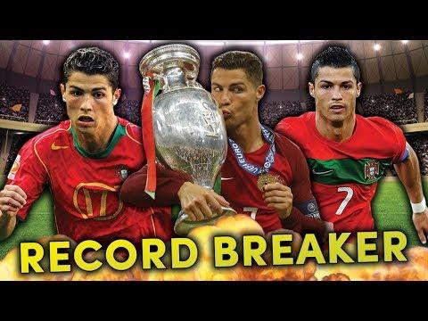 Ronaldo Is The Most Dominant International Footballer Because... | #StatWars