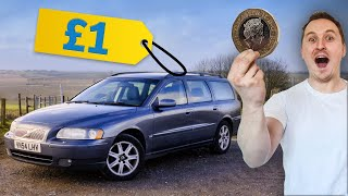 I Bought A Volvo For £1 by Car Throttle