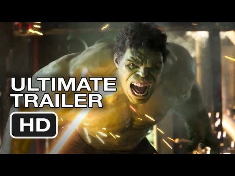 Movie Trailer: The Avengers (1)