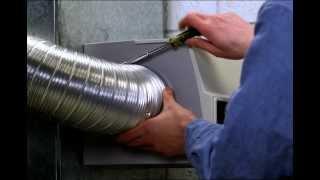 Cutting Metal Air Duct | Blain's Farm & Fleet