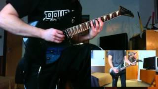 Arakain Apage Satanas guitar cover