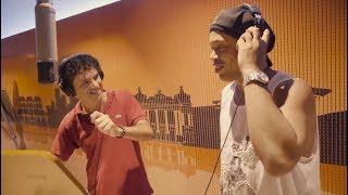Jorge Vercillo E Ronaldinho Gaúcho   GARRA (Clipe Da Gravação)