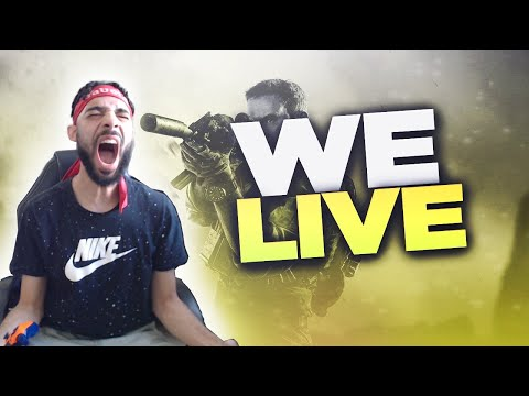GRINDING FOR GOLD GUNS!   Modern Warfare Live Stream (Road to 2k Subs)