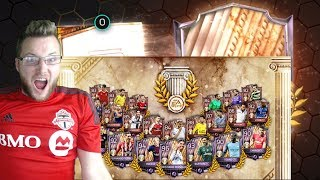 The Greatest End Of Era Pack Opening Ever! Insane FIFA Mobile 18 EOE Master Ronaldo in a Pack?