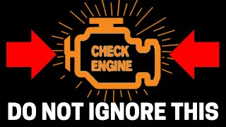 Why Is My Check Engine Light On?  Easy Fix!