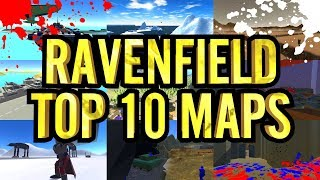 TOP 10 RAVENFIELD MAPS | Best Custom Level Mods