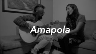 Cover Amapola - Juan Luis Guerra. Mary Vargas & Juan Ri #ASonDe440