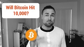 Will Bitcoin Hit 10,000 USD? In Black & White