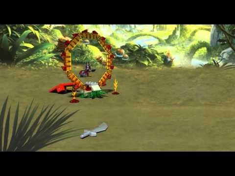 Vidéo LEGO Chima 70100 : L'anneau de feu