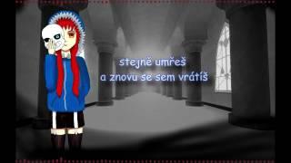 [CZ COVER] Undertale - Stronger Than You (Sans's Version) [Kolorka]