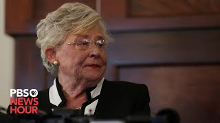 WATCH: Alabama Governor Kay Ivey gives Hurricane Sally update