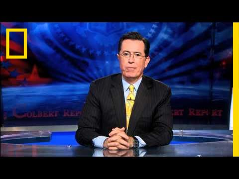 Stephen Colbert's WOW! Reply | Chasing UFOs thumbnail
