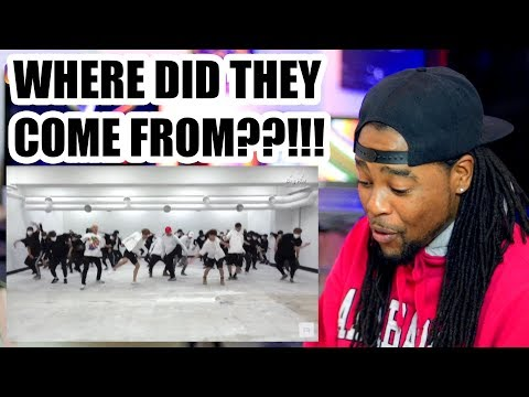 BTS - FIRE | Dance Practice | WHERE DID THEY COME FROM?! | REACTION!!!