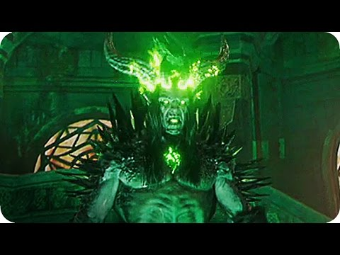 WARCRAFT Movie Making-Of Featurettes (2016)