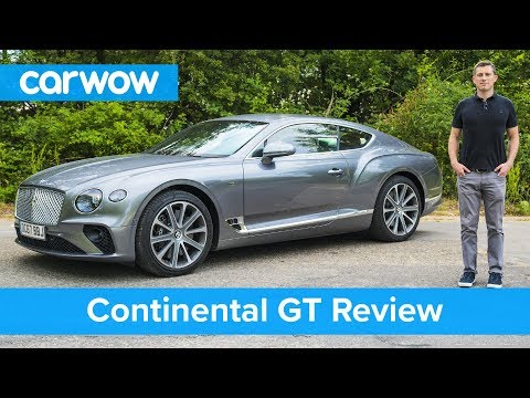 Bentley Continental GT 2019 In-depth Review | Carwow Reviews