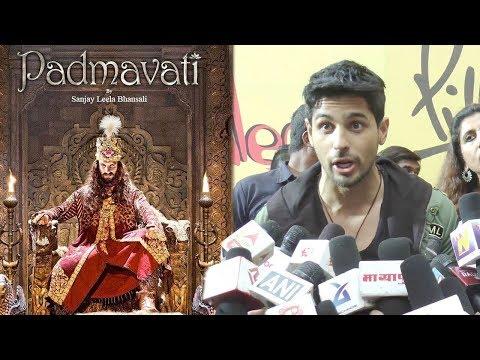 Sidharth Malhotra's SHOCKING Reaction On Aiyaary C