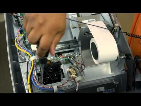 Triton ARGO 12 EMV Reader Installation