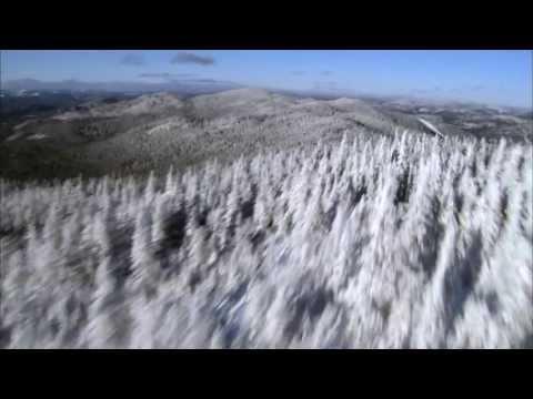 Région de Québec en hiver - Nature et aventure