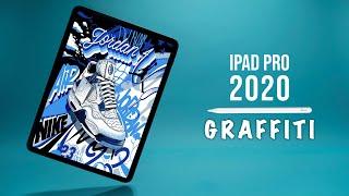 IPad Pro 2020 - A Graffiti Artists Review!