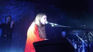 Birdy - Deep End (Debut) (HD) - Oslo, Hackney - 09.02.16
