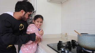 تحميل اغاني Fehan Rescues Hamda !!!????????فيحان ينقذ حمده من النار   شوفوا وش صار MP3