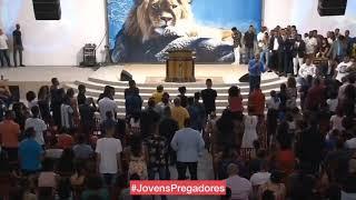 Pastor Junior Trovão 2019 !!! * A Pregação Que Abalou O Mundo *