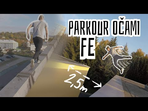 PARKOUR OČAMI FLYING EMOTIONS | IVO A MAREK