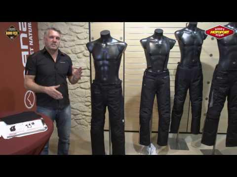 Produktvideo DANE Lyngby Pro Motorradhose