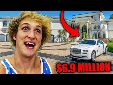 Top 10 Most Expensive YOUTUBER HOUSES! (Logan Paul, Jake Paul & More)