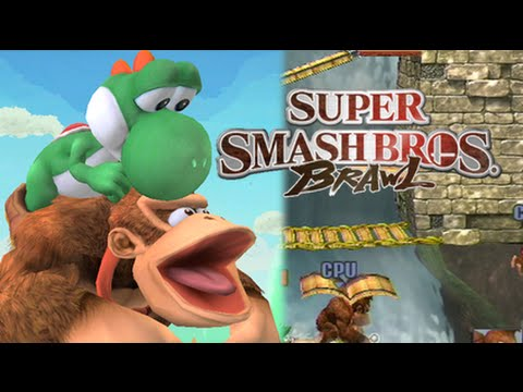 DONKEY ASS WHOOPIN! [SUPER SMASH BROS. BRAWL]